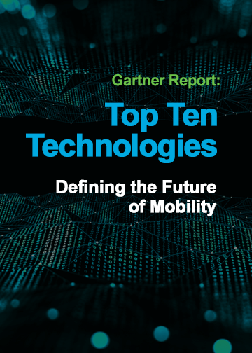 Gartner Report: Top Ten Technologies