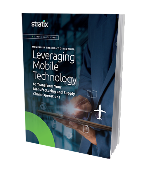 Leveraging Mobile Technology in SCM