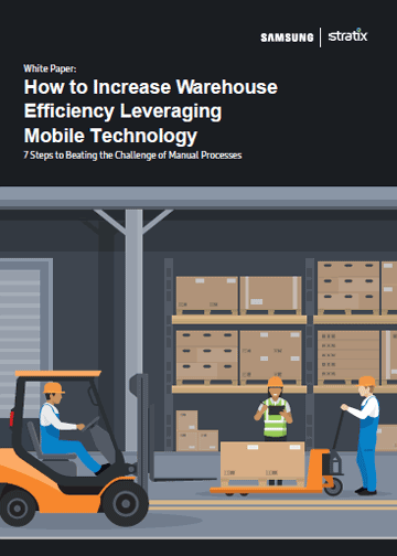 Ho to Increase Warehouse Efficiency Leveraging Mobile Technology