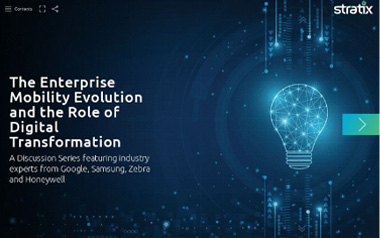 The Role of Enterprise Mobility in Digital Transformation